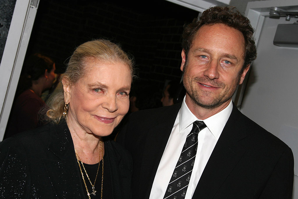 lauren bacall and sam