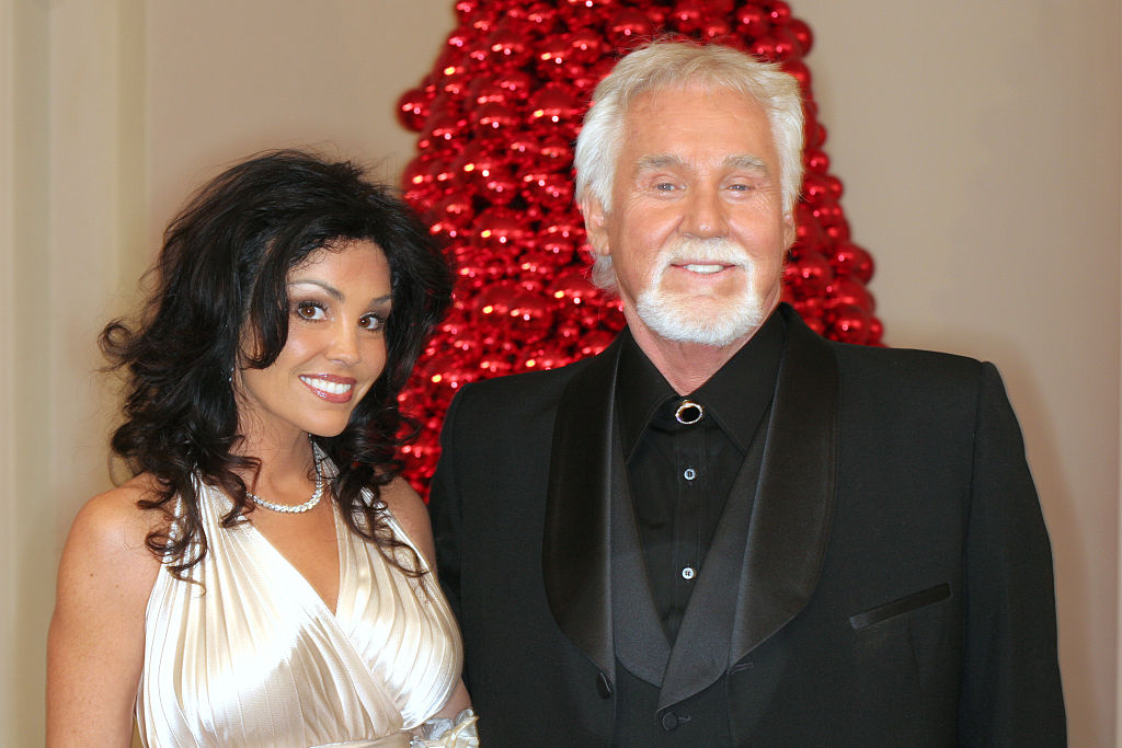 Picture of Rogers with his wife Wanda