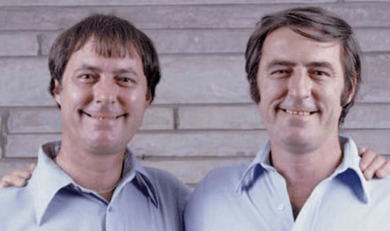 The Jim Twins, who lived basically the same life