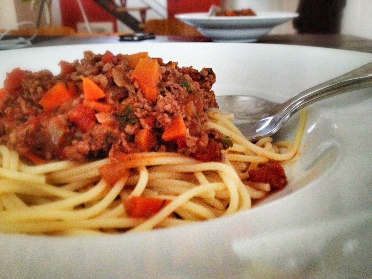 alcatraz inmates ate spaghetti