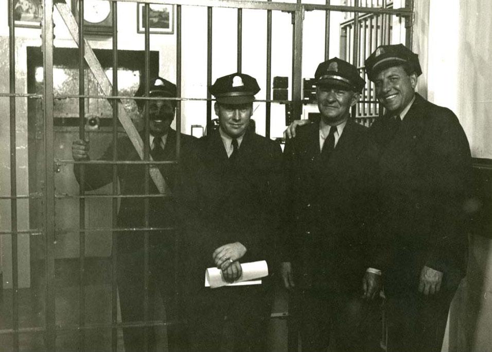 Alcatraz guards