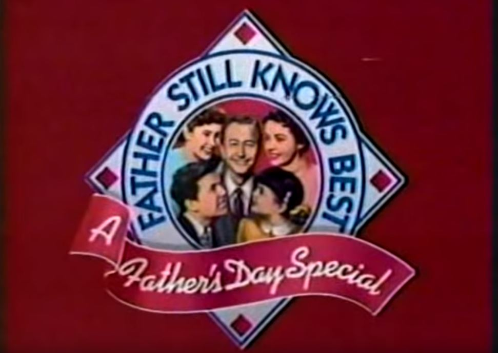 Father Knows Best reunion special aired on NBC in 1977