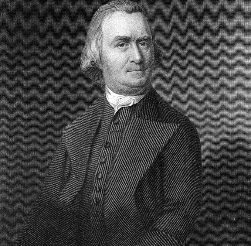 GettyImages-3227010 The revolutionary politician Samuel Adams (1722 - 1803)