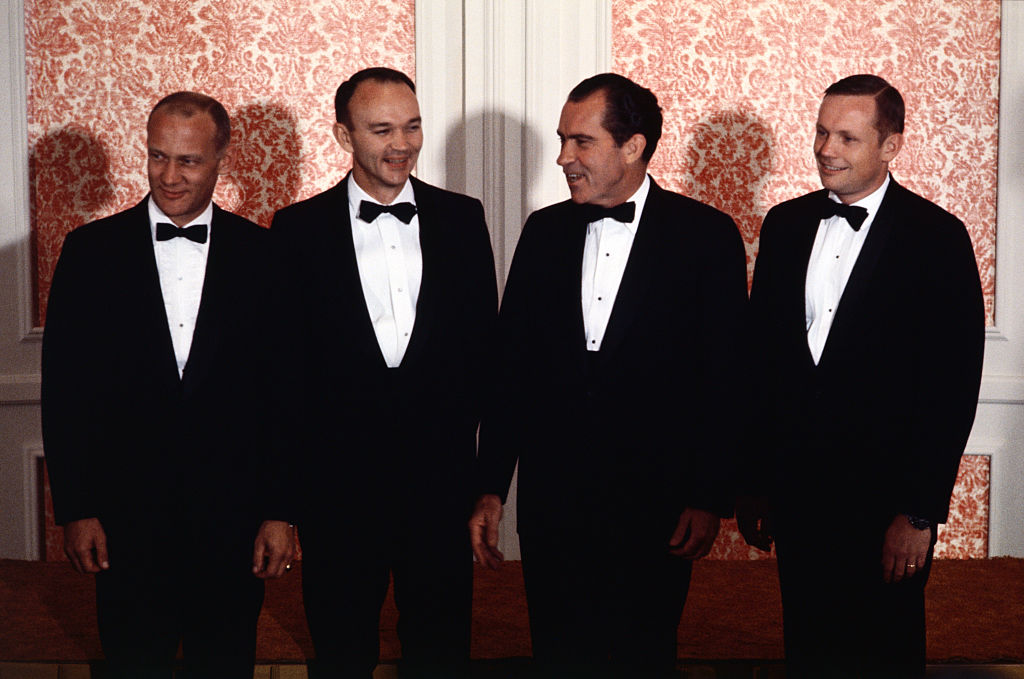 Nixon Speech -517427792