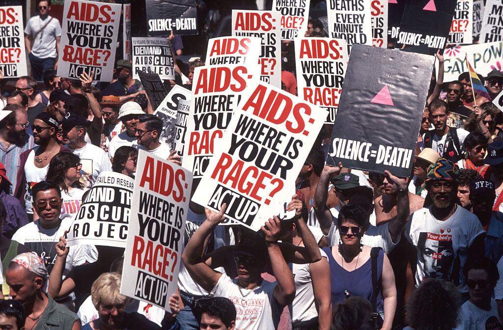 AIDS Epidemic -525525548