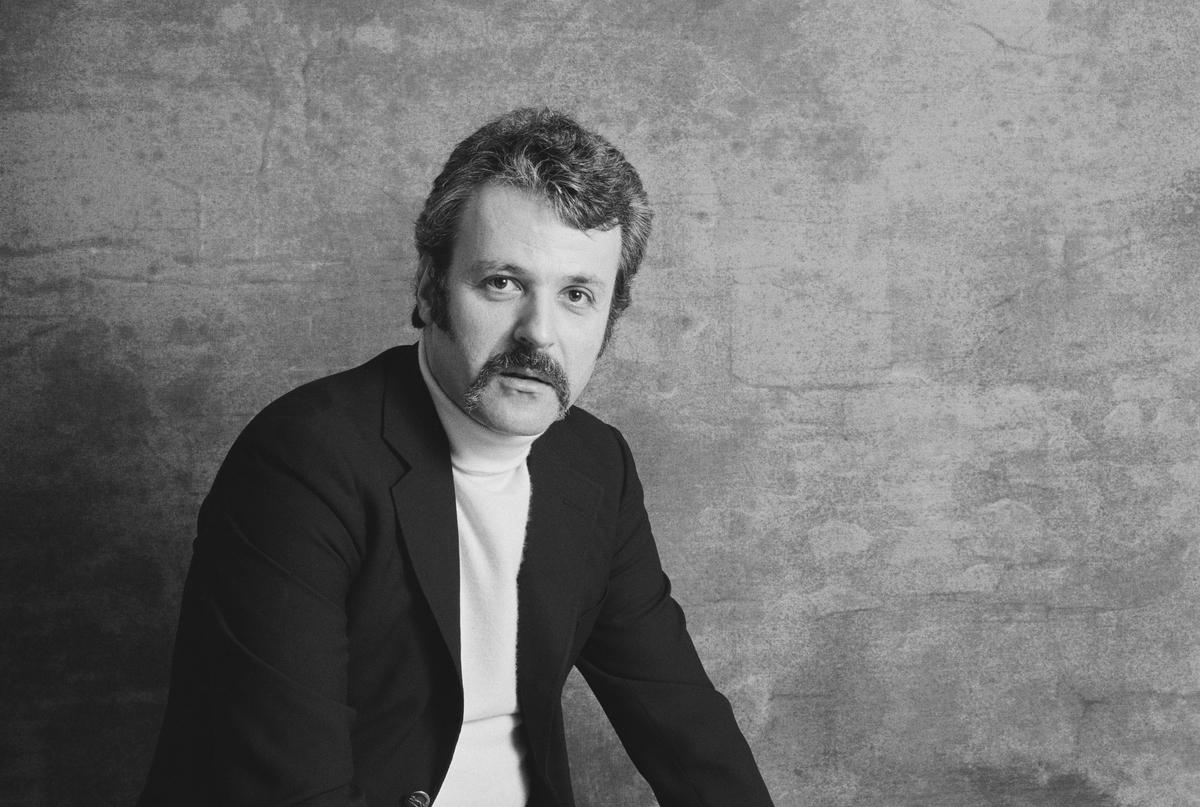 a portrait of screenwriter william goldman