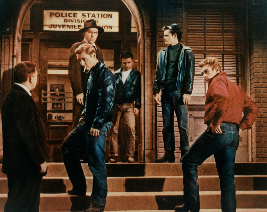 Rebel Without a Cause set