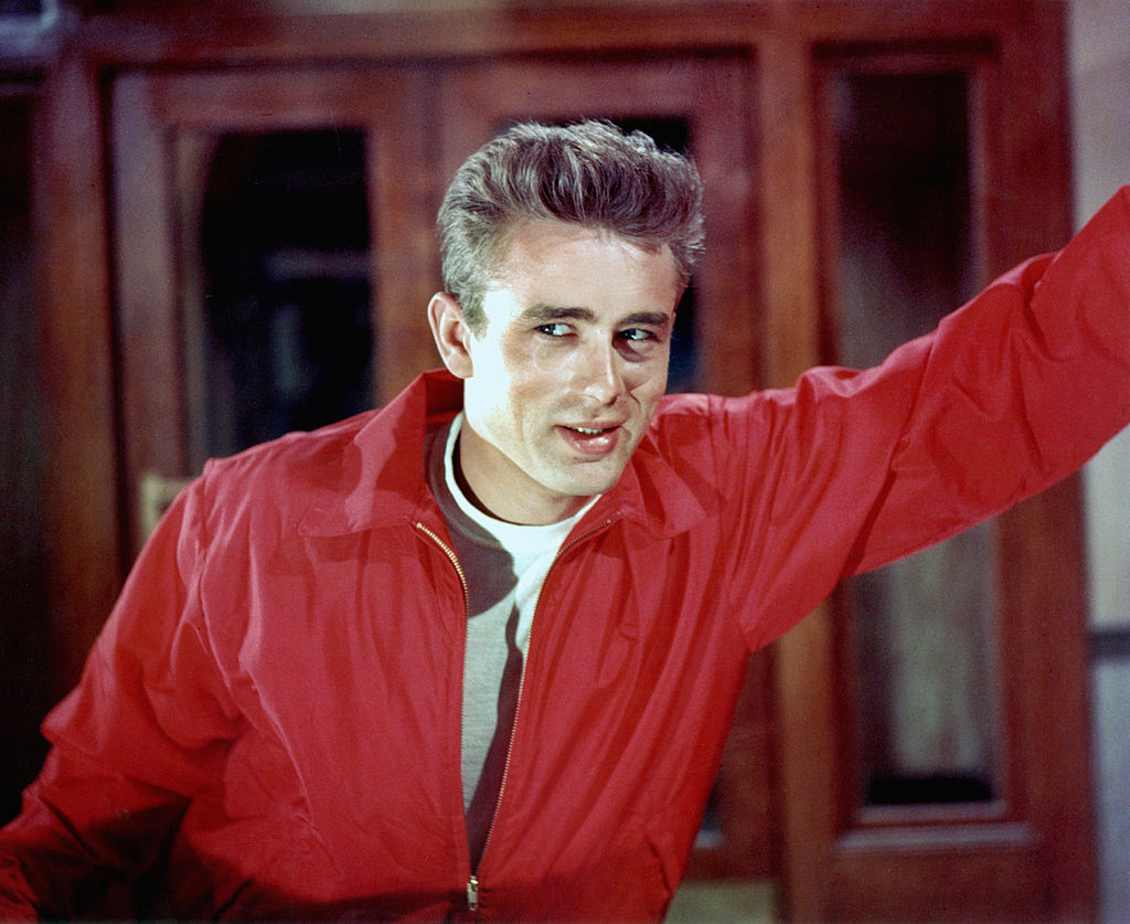 James Dean Side Eye
