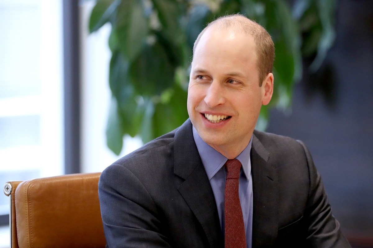 Prince William, Duke of Cambridge introduces new workplace mental health initiatives at Unilever House on March 1, 2018 in London, England.
