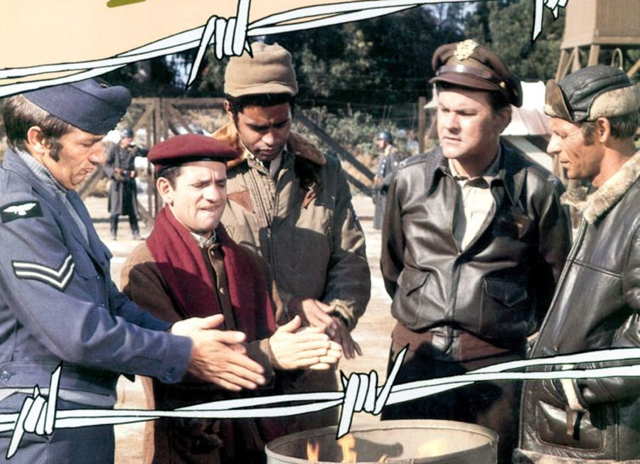 a still from hogan's heroes