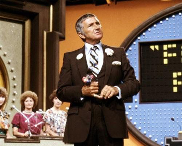 richard dawson on an episode of family feud