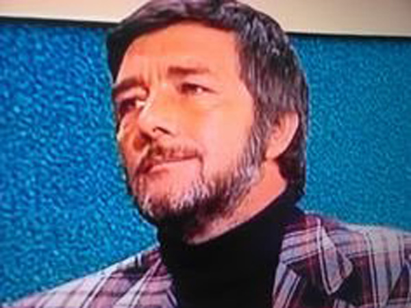 richard dawson with a beard
