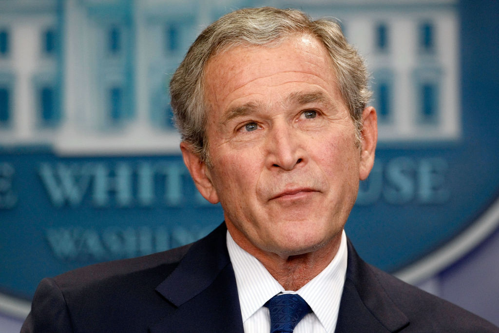 george bush was offered a role on walker texas ranger