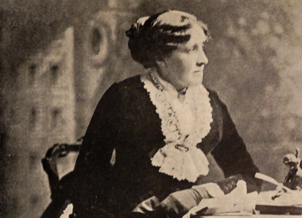 louisa in her later years