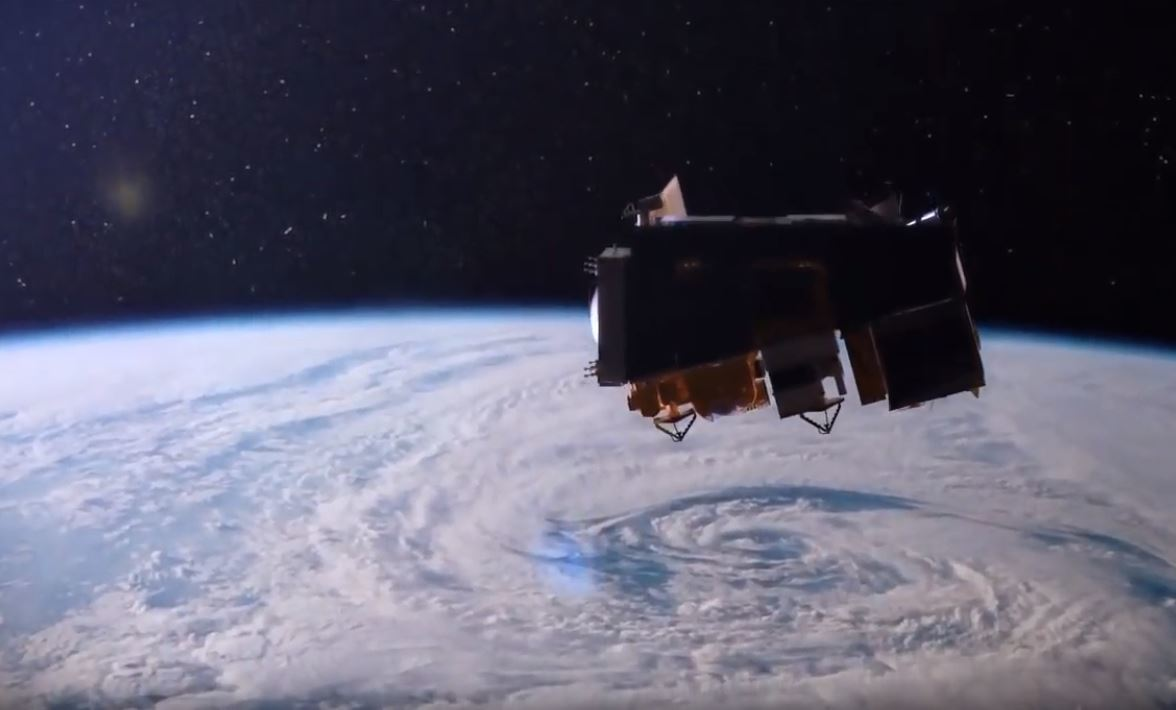 The National Polar-Orbiting Operational Environmental Satellite System visual over the Earth