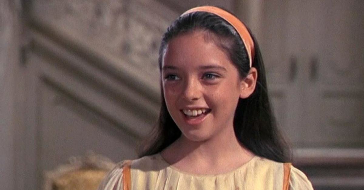 angela cartwright in the sound of music