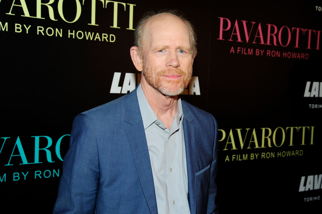 ron howard at a red carpet event as an adult
