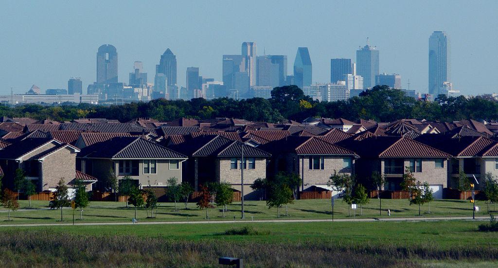 suburban america