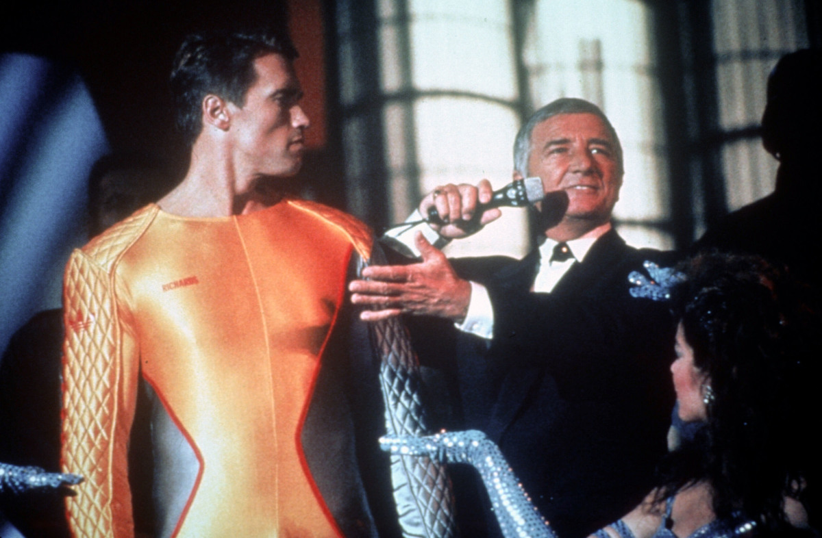 a still from the running man