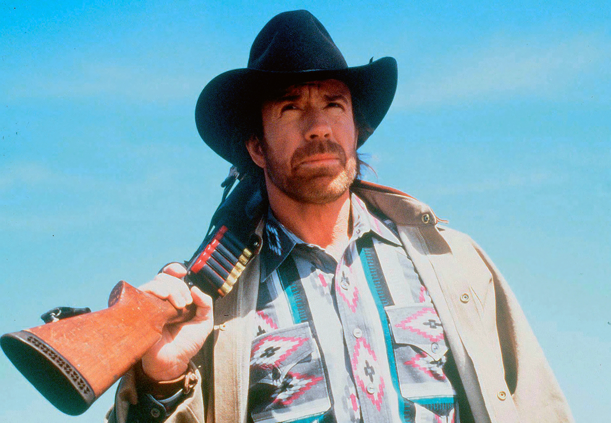 walker texas ranger was the first primetime show to film in texas