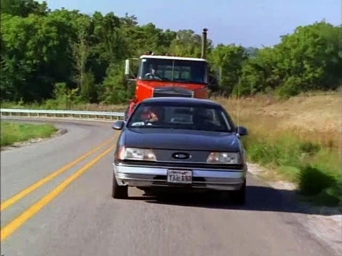 walker texas ranger bad guys drove fords