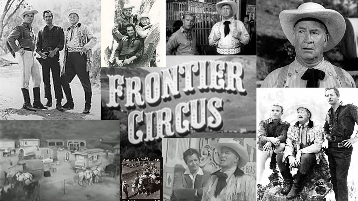 frontier circus tv show