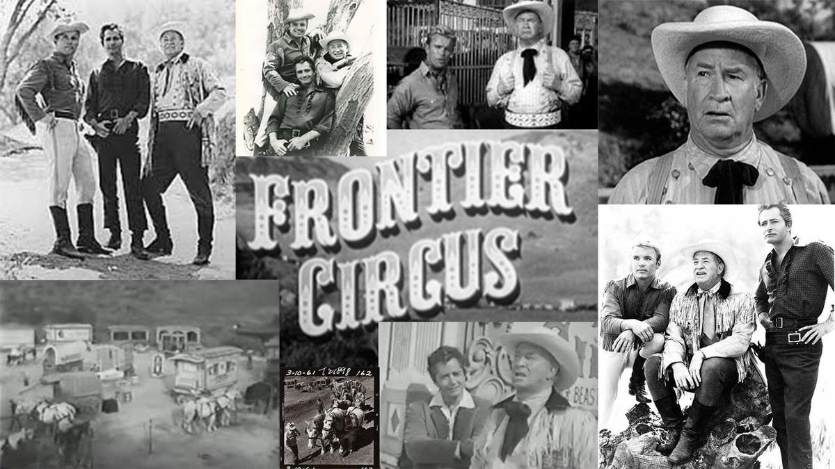 frontier circus tv show