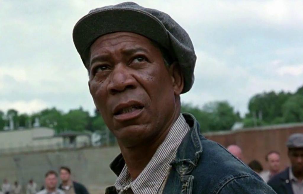 Morgan Freeman as Red