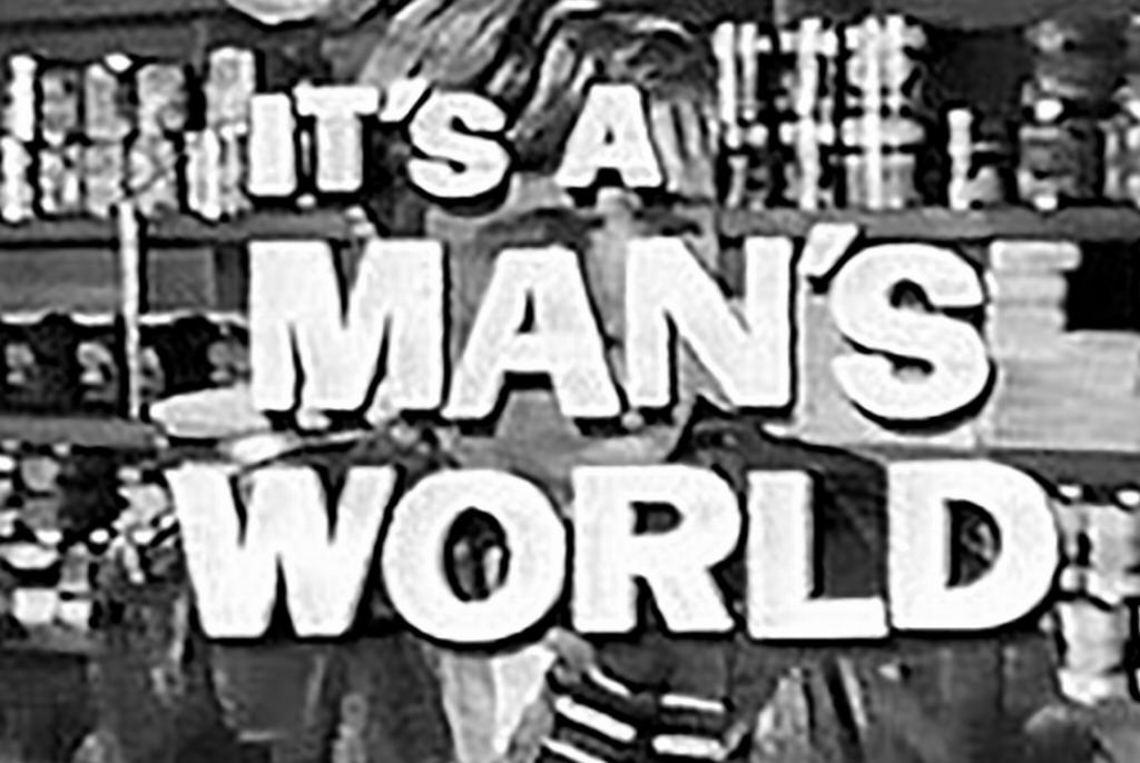 It's A Man's World opening credits