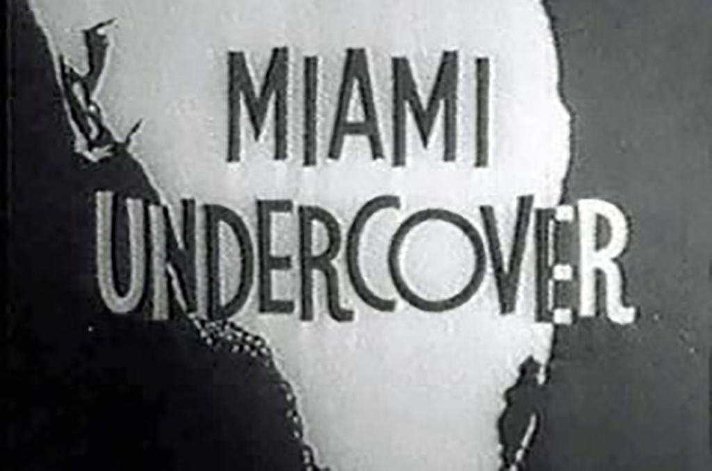 Miami Undercover intro