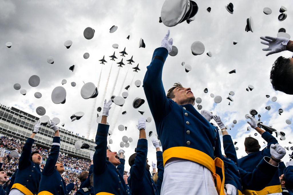 Graduated cadets