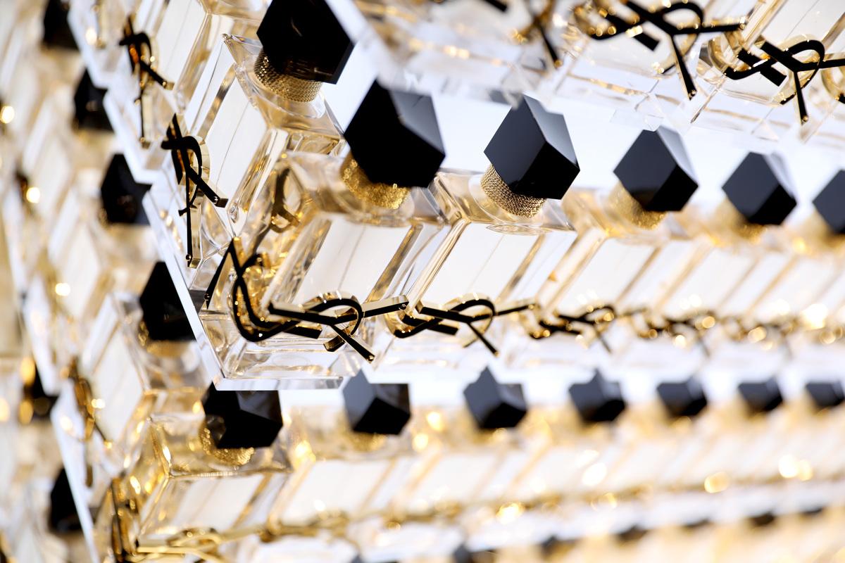 perfume rows
