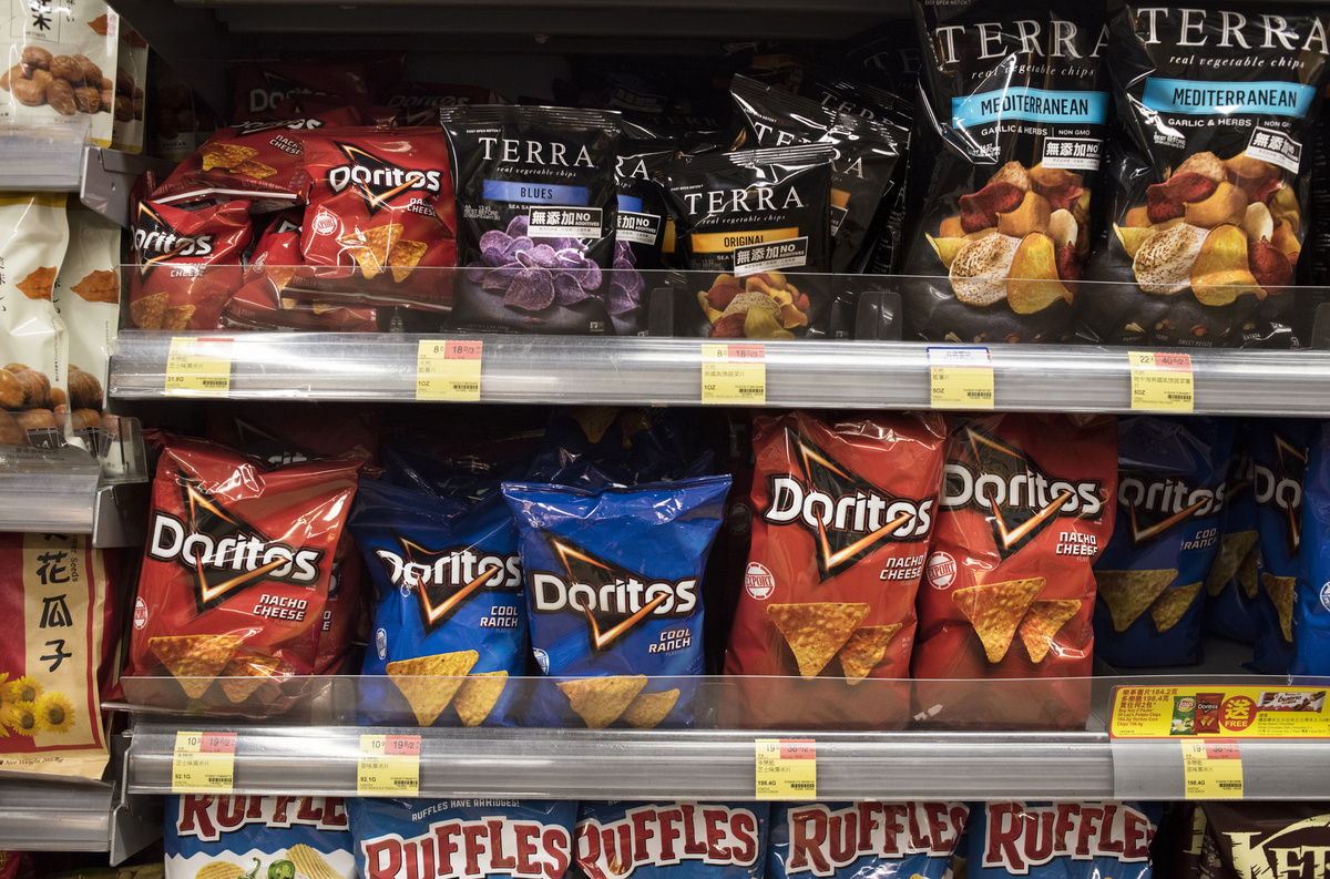 toritos chips grocery store