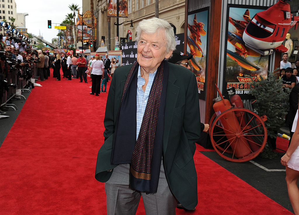 """Actor Hal Holbrook attends the premiere of Disney's """"Planes: Fire & Rescue"""""""
