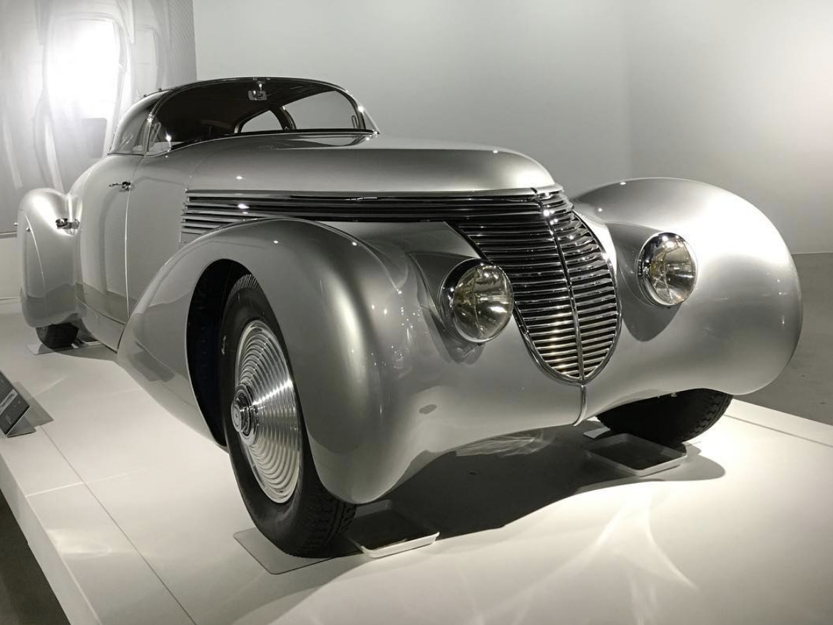 Hispano-Suiza art deco cars