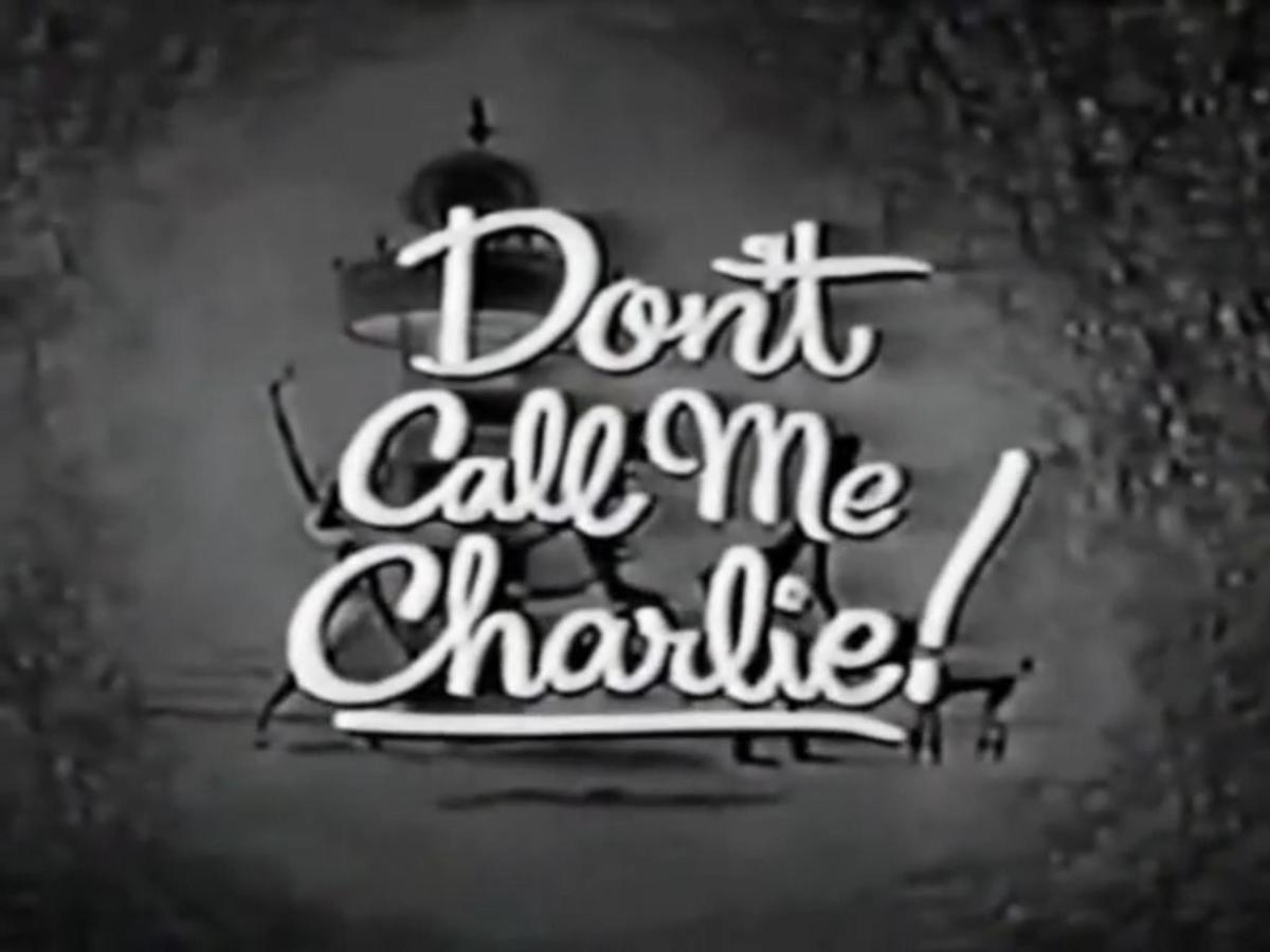 dont call me charlie tv show