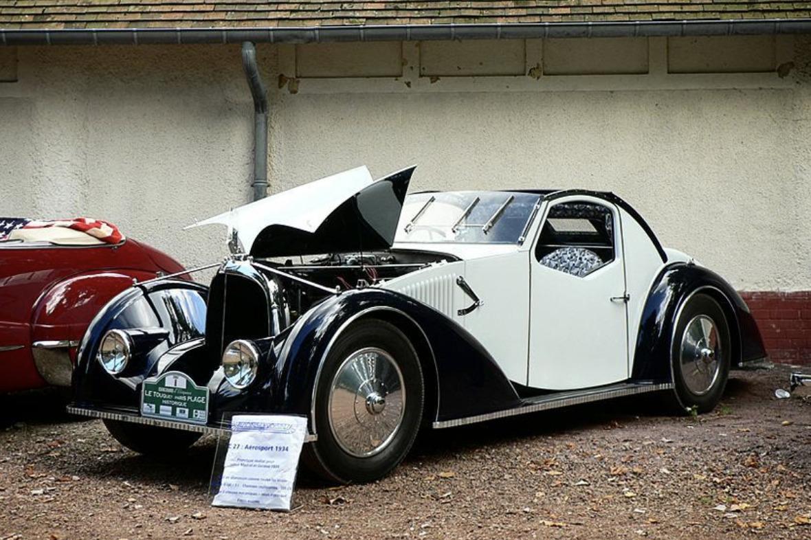 Voisin C27 Aerosport art deco cars