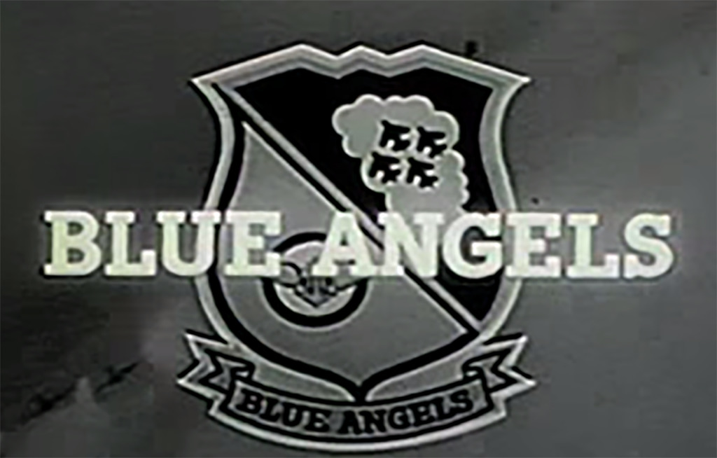 Blue Angels title