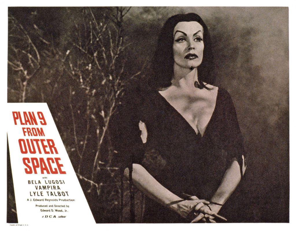 plan 9 from outer space was bela lugosi's last film