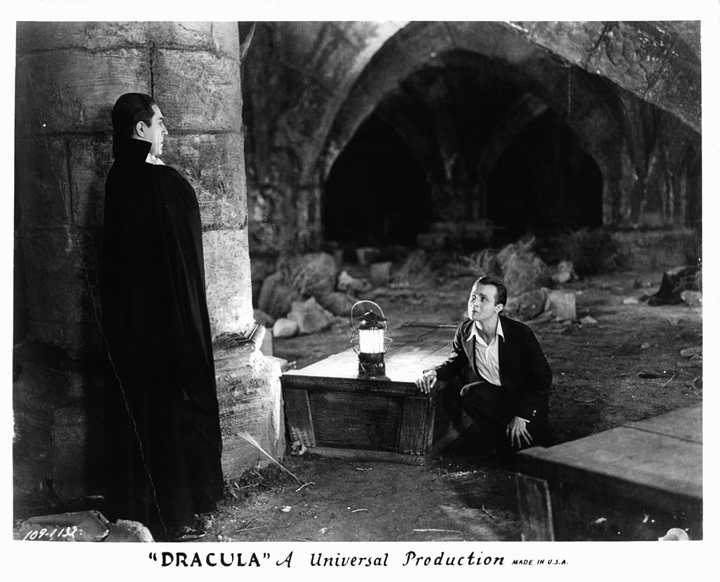 bela lugosi and dracula co-star david manners