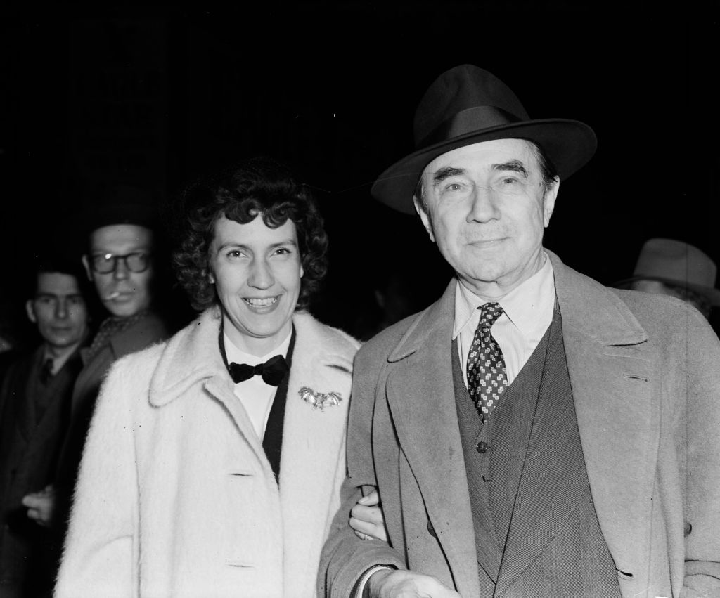 bela lugosi and his 4th wife lilian arch