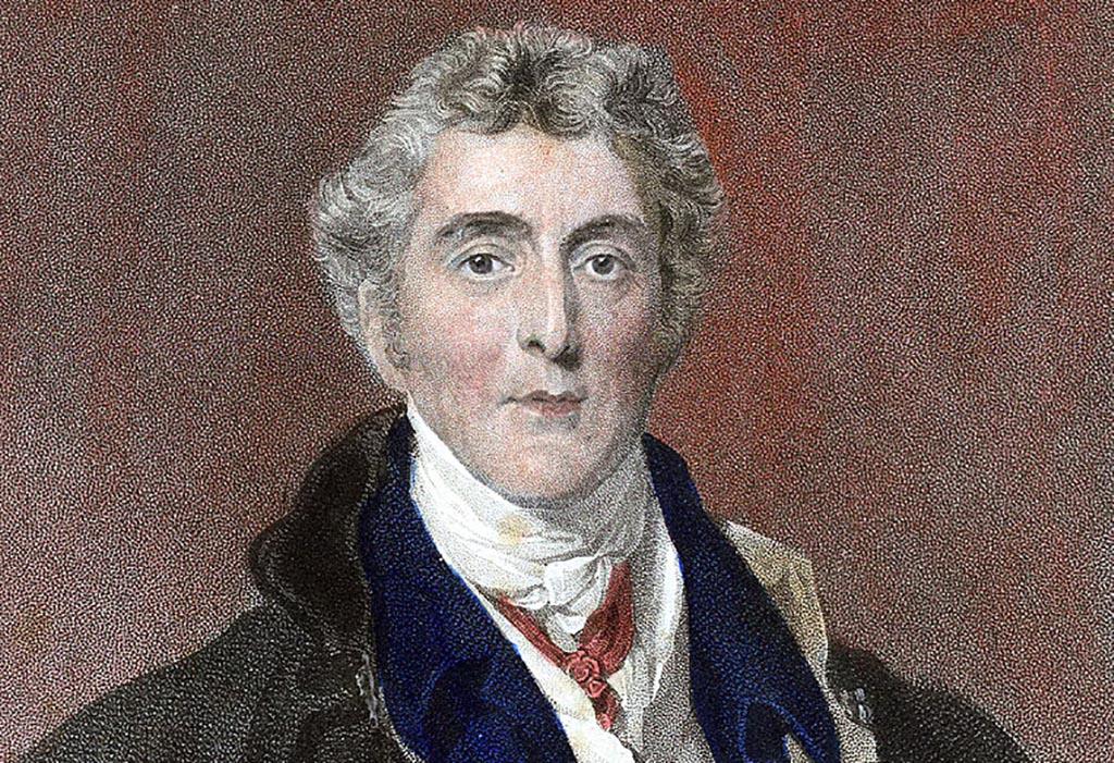 Painting of Arthur