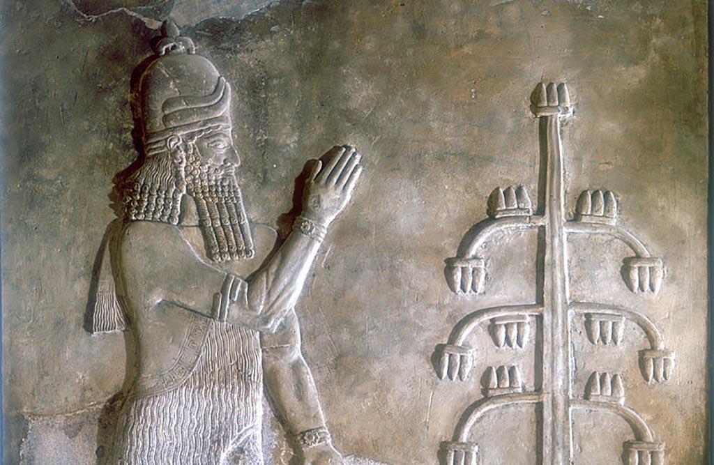 Relief of Sargon