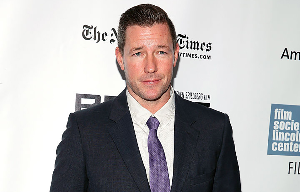 Edward Burns at the New York Film Festival