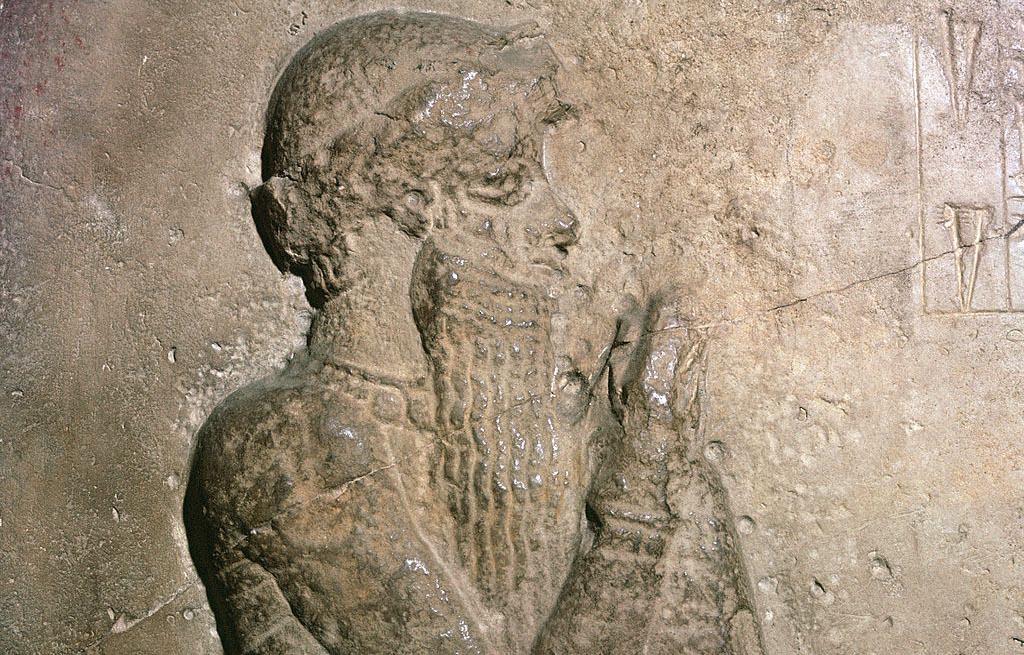 Relief of Hammurabi
