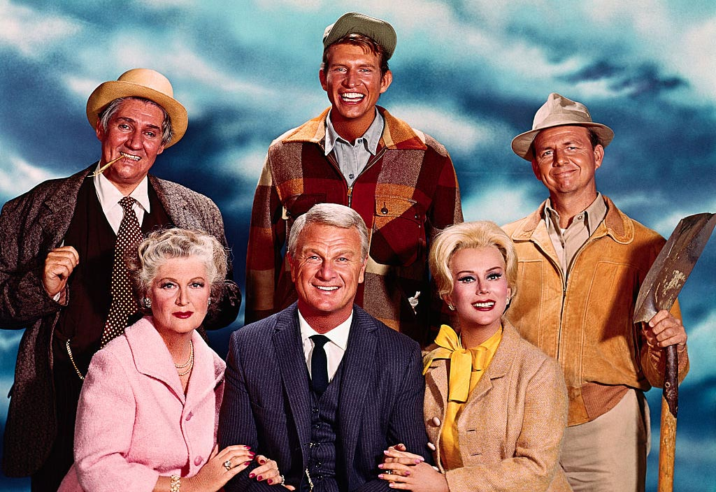 Cast of Green Acres