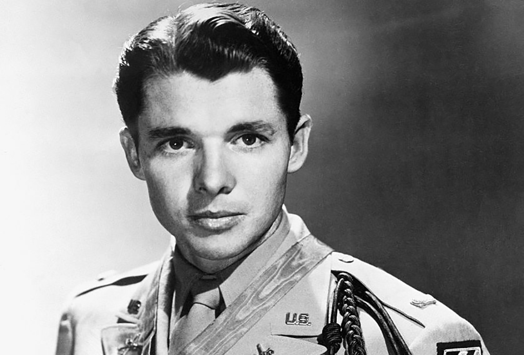 Audie Murphy in uniform