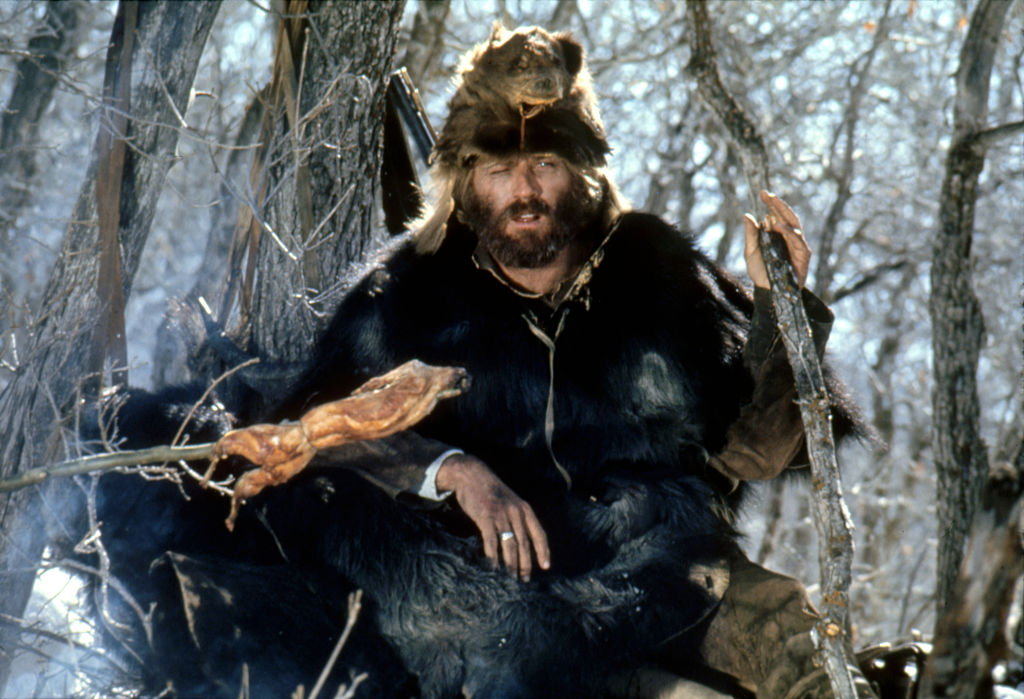 Robert Redford in Jeremiah Johnson
