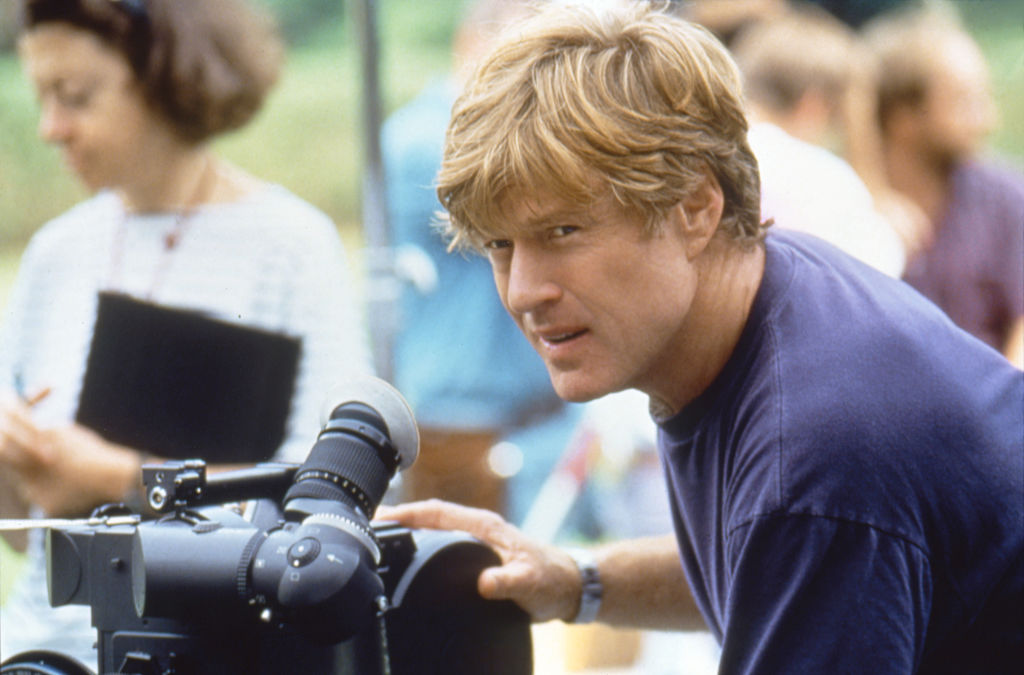Robert Redford Behind The Camera