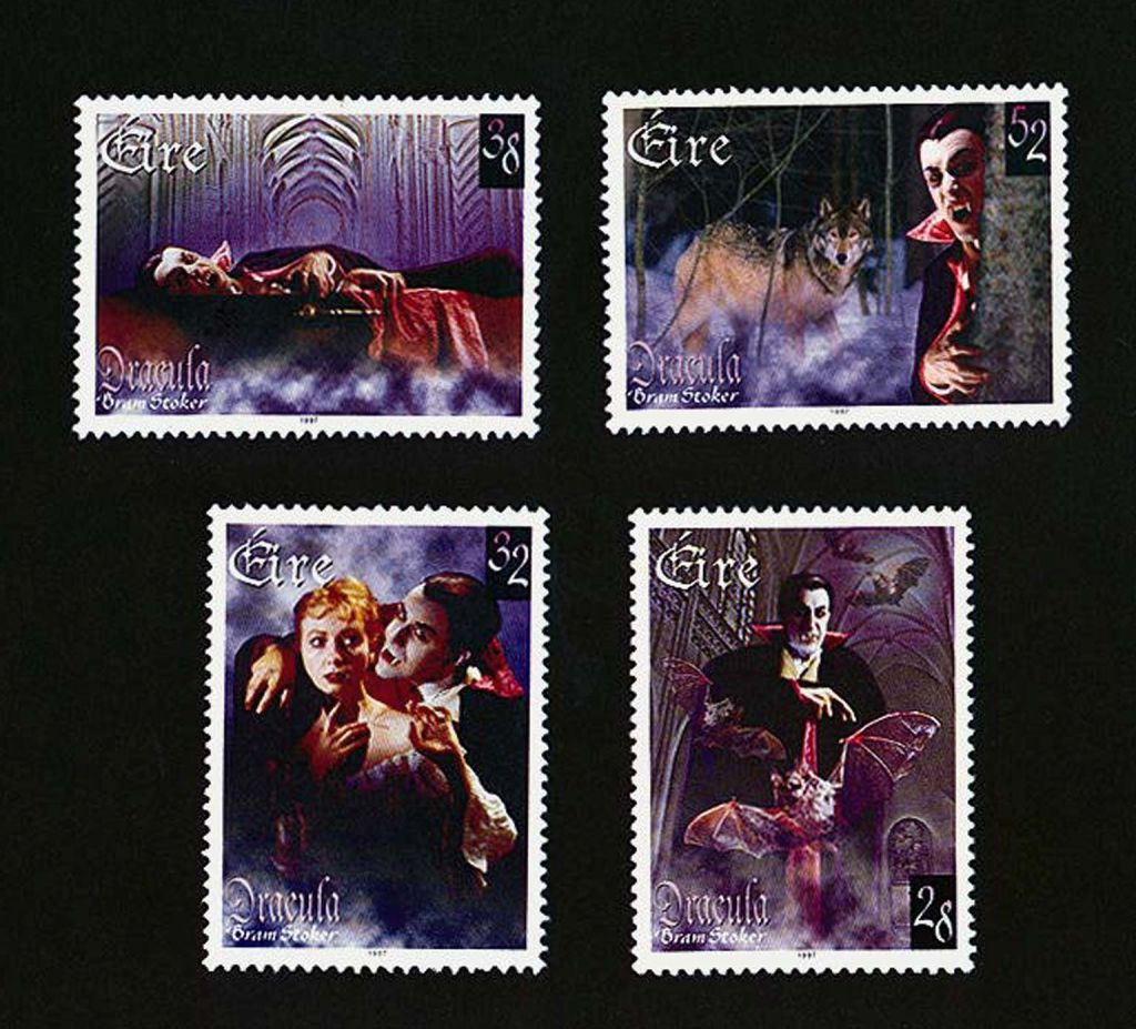 bela lugosi commemorative stamps